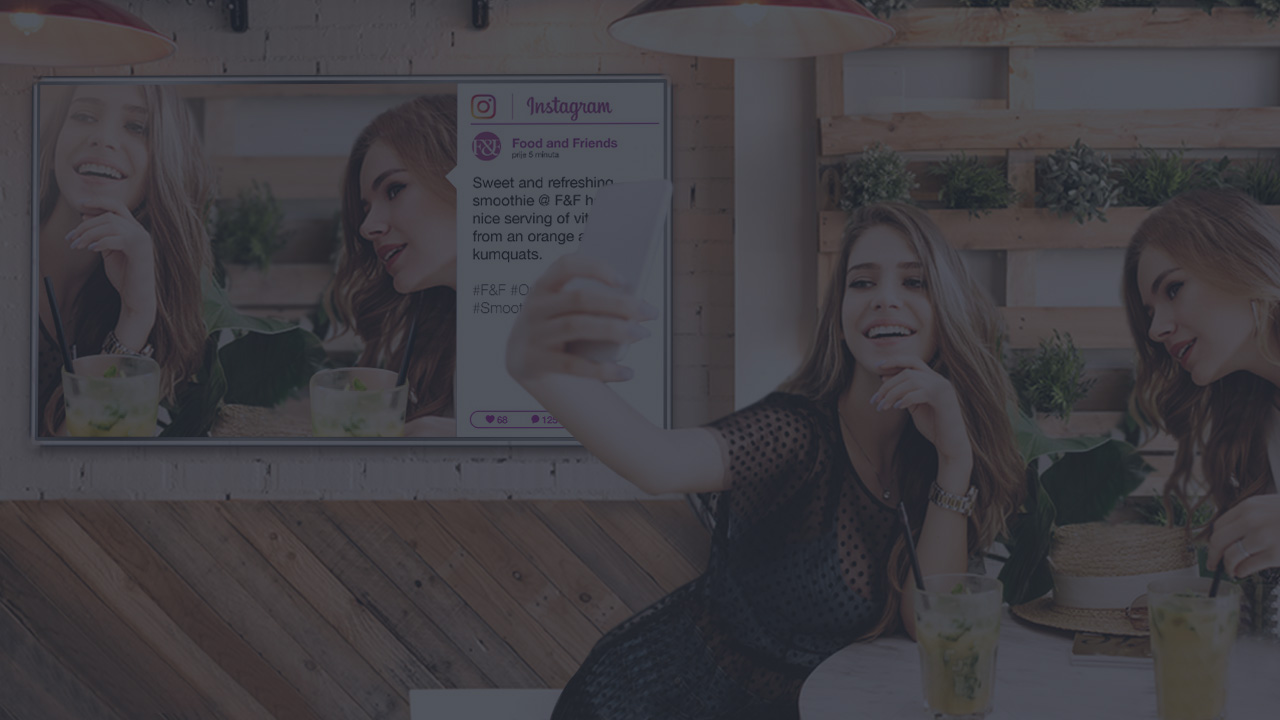 Kako povećati profit restorana pomoću rješenja za Digital Signage?