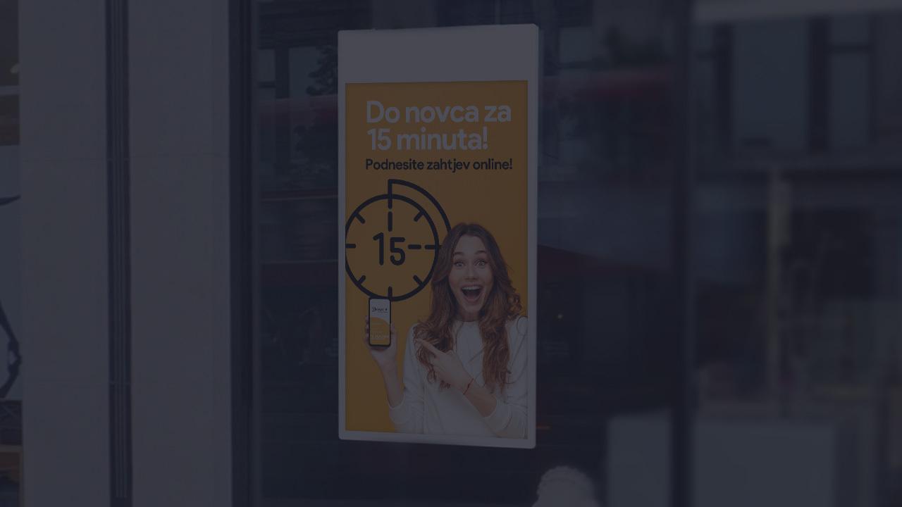 Mikrokreditne organizacije i digital signage